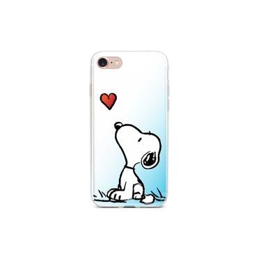 Capinha para celular Snoopy Love - Samsung Galaxy Gran Prime Duos G530/531