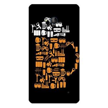 Capa Personalizada para Microsoft Lumia 640 - AT77