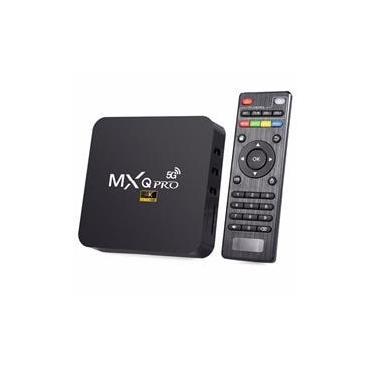 Imagem de Smart Tv Box Android 4K Quad-Core