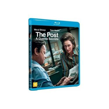 Blu-Ray The Post A Guerra Secreta