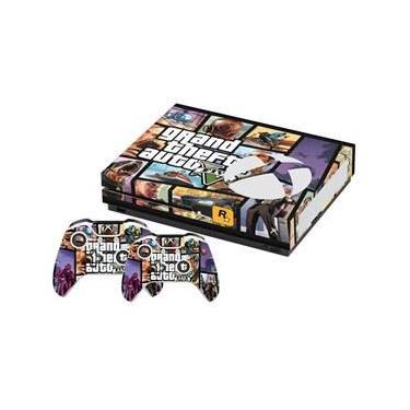 Skin Xbox One S Grand Theft Auto 5