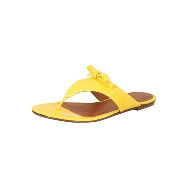 Rasteira My Shoes Laço