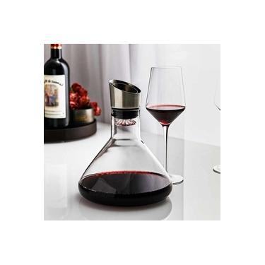 Imagem de Decanter com Aerador de Vinho Crystal Wine