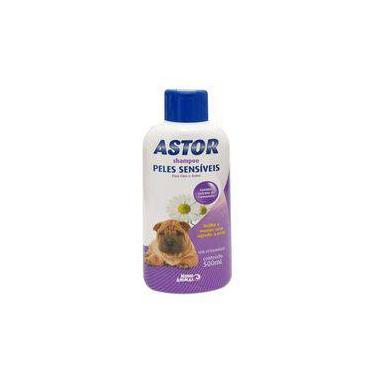 Shampoo Peles Sensíveis Astor Mundo Animal - 500 Ml