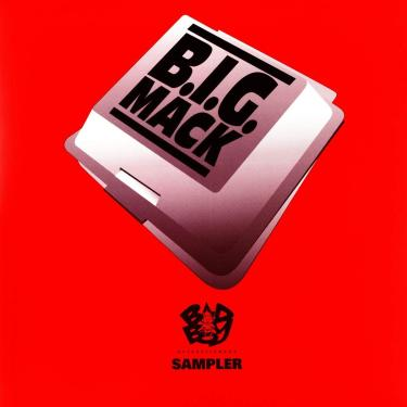 B.I.G. Mack (Original Sampler)(Lp W/ Cassette) (Rsd Exclusive 2019) [Disco de Vinil]