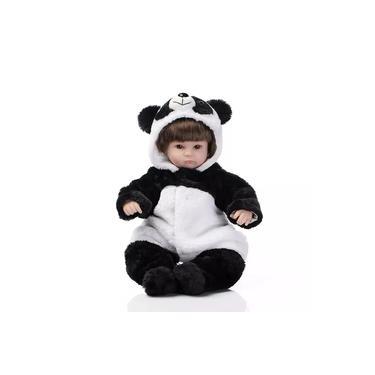 Fantasia Panda Em Promocao E No Zoom