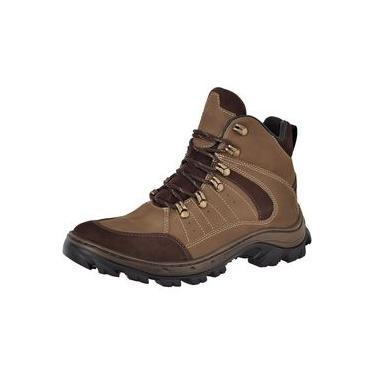 Bota Adventure Caminhadas Dia Dia Boots Homens Df 500 Rato