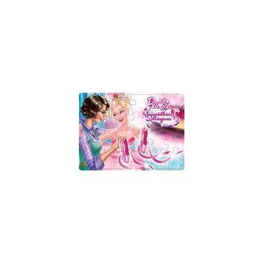 Imagem de Quebra-Cabeça Barbie 24 Peças - Mattel