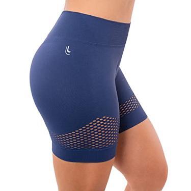 Imagem de Bermuda fitness academia ginástica feminina roupa Lupo 71333