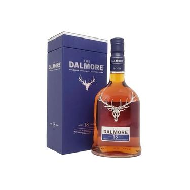 Whisky The Dalmore 18 anos - 700ml -
