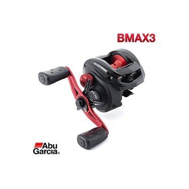 Carretilha Abu Garcia Black Max BMAX3 5 Rolamentos Drag 8kg