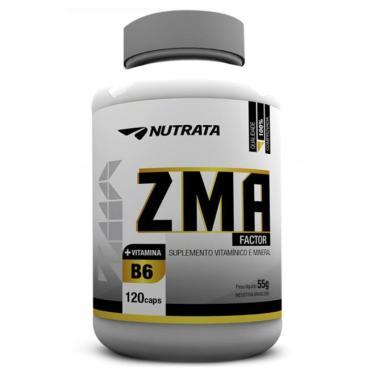 ZMA Factor 120Caps - Nutrata