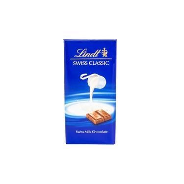 Chocolate Lindt Swiss Classic Milk