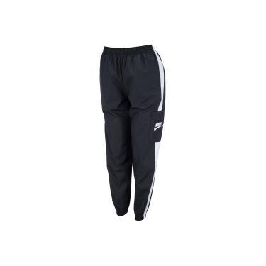 Calça Nike Sportswear Pant Woven Core - Feminina Nike Feminino