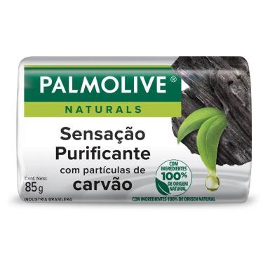 Sabonete em Barra Palmolive Naturals Sensação Purificante 85g