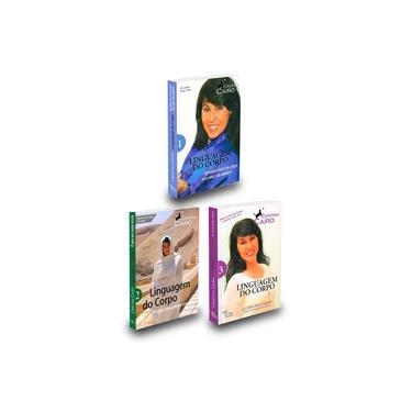 Imagem de Kit Linguagem do Corpo (A) - Vol I,II e III