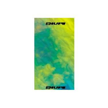 Bandana Hupi - Tie-dye Verde/amarelo