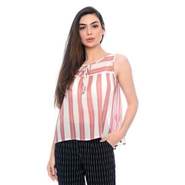 Blusa feminina MA88020 (Mostarda, P)