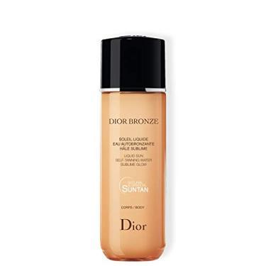 Água Autobronzeadora Dior Liquid Sun 100ml