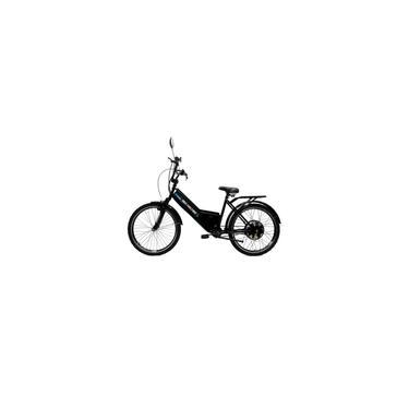 Imagem de Bicicleta Elétrica Basic 800W 48V Preta