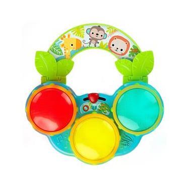 Imagem de Bateria Drum Kit Bright Starts 52269 Brasbaby