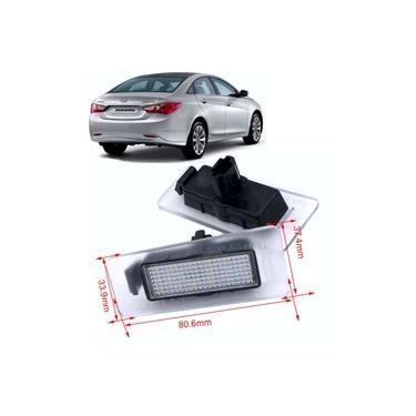 Lanterna Placa Led Hyundai Sonata i30 2011 A 2014