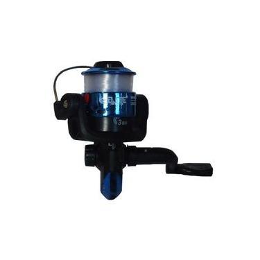 Molinete Elite 3 Rolamentos EL-1381 Azul