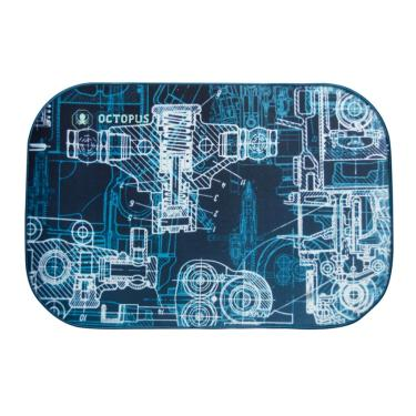 Mousepad Gamer Grande Octopus Giant Project 45x30cm 2-0104-565
