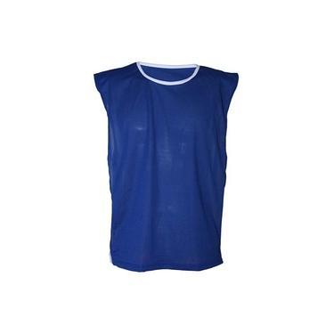 Colete Esportivo Kanga Azul Royal