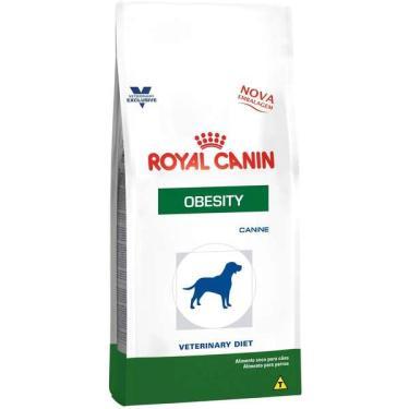 Ração Royal Canin Canine Veterinary Diet Obesity para Cães Adultos - 10 Kg