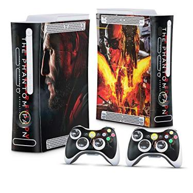 Skin Adesivo para Xbox 360 Fat Arcade - Metal Gear Solid 5: The Phantom Pain