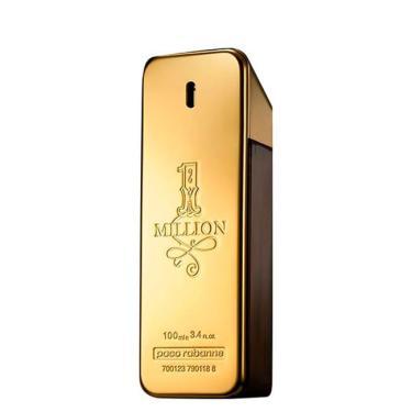 Perfume Paco Rabanne 1 Million Eau De Toilette Masculino 200Ml