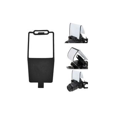 Imagem de Difusor de Flash Pop-up Universal para Câmeras Canon Nikon FujiFilm Panasonic Pentax