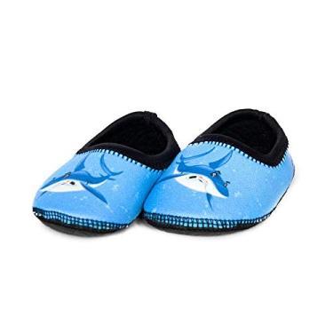 Sapato de Neoprene Infantil Fit Tubarão - Ufrog (21/22)