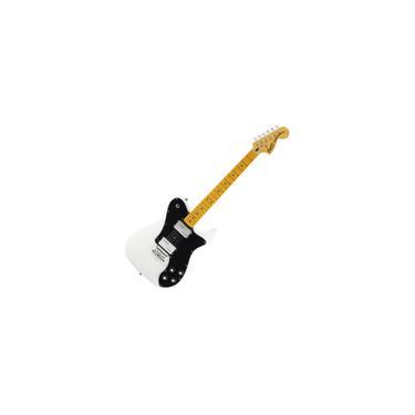 Imagem de Guitarra Fender Tele Deluxe Olimpic Wh 030 1265 505 Squier