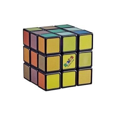 Imagem de Cubo Magico Brinquedo Jogo Rubiks Impossivel Hasbro