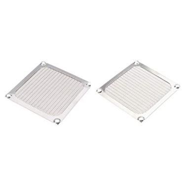gazechimp 2PC 92mm Dustproof Case Fan Dust Filter Protector Grill Protector Cover Computer