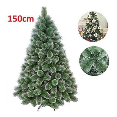 Árvore Pinheiro De Natal 1,50m Modelo Luxo 260 Galhos
