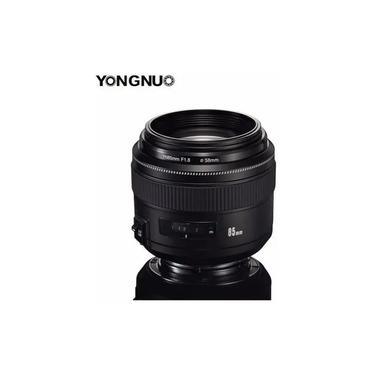 Imagem de Lente Yongnuo Yn 85mm F/1.8 para Canon