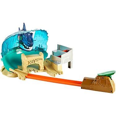 Imagem de Pista Ataque Tubarão, Hot Wheels, Mattel
