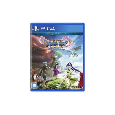 PS4 Dragon Quest XI-Edição da Luz