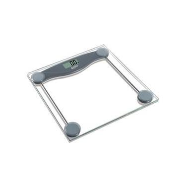 Balança Digital Glass 10 Visor LCD 150kg Vidro Temperado G-Tech