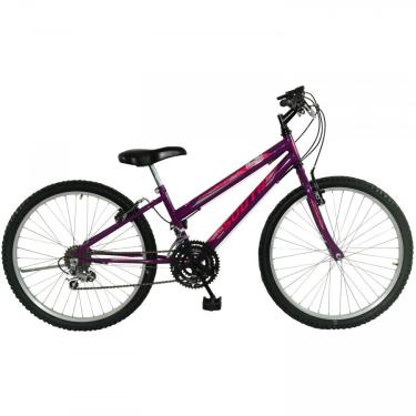 Bicicleta South Bike Love - Aro 24 - Freio V-Brake - 18 Marchas - Feminina - Infantil South Bike Feminino