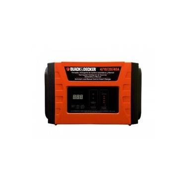Carregador De Bateria Auxiliar De Partida Automatico Digital Black And Decker 127v
