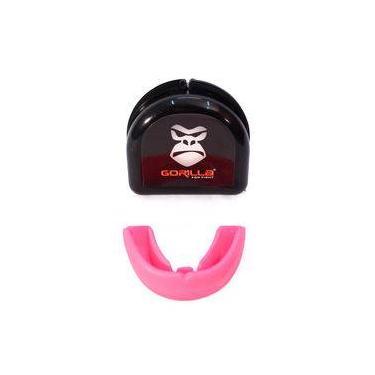 Protetor Bucal Profissional Boxe/Muay-Thai/Jiu-Jitsu/Mma - Gorilla