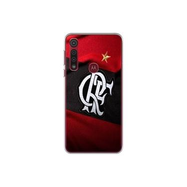 Capa para Moto G8 Plus - Flamengo 4