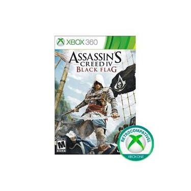 Assassin`s Creed IV Black Flag - Xbox 360 / Xbox One