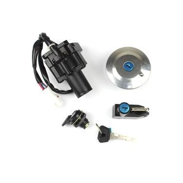 Kit de Ignição e Conjunto de travas Magnetron para Yamaha XTZ 250 Lander 2007 a 2015