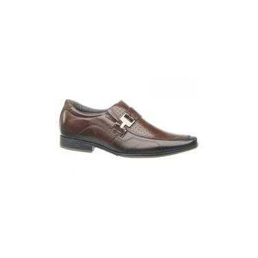 Sapato Pegada Social Couro Fivela Masculino 122822