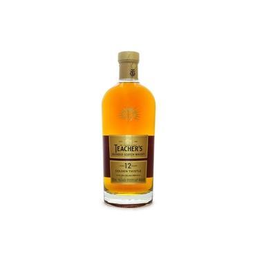 Whisky Teacher's 12 Anos Golden Thistle 750ml